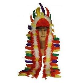 faram indianen hoofdtooi