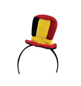 diadeem met hoedje België
