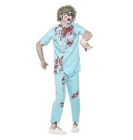 Smiffys Zombie Dentist Costume L