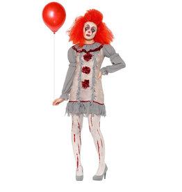 Smiffys Vintage Clown Lady