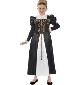 Smiffys Mary Queen of Scots 7-9 jaar