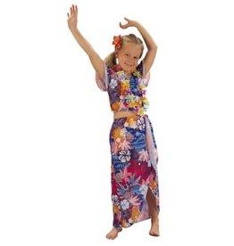 Hawaï meisje 7-9 jaar