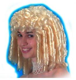 Carnival toys pruik markiezin blond