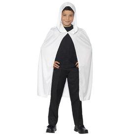 Smiffys Hooded cape white