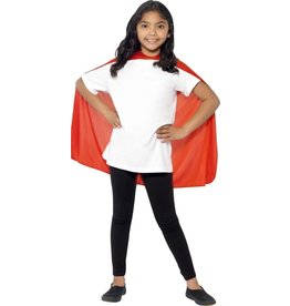 Smiffys Cape red, one size