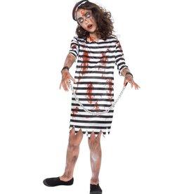 Smiffys Zombie Convict Girl