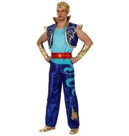 ABC-karnaval Oosterling of Aladin Heer maat M/L