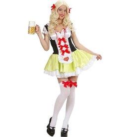 ABC-karnaval Bavarian Beergirl