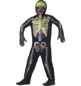 Smiffys Glow In The Dark Skeleton