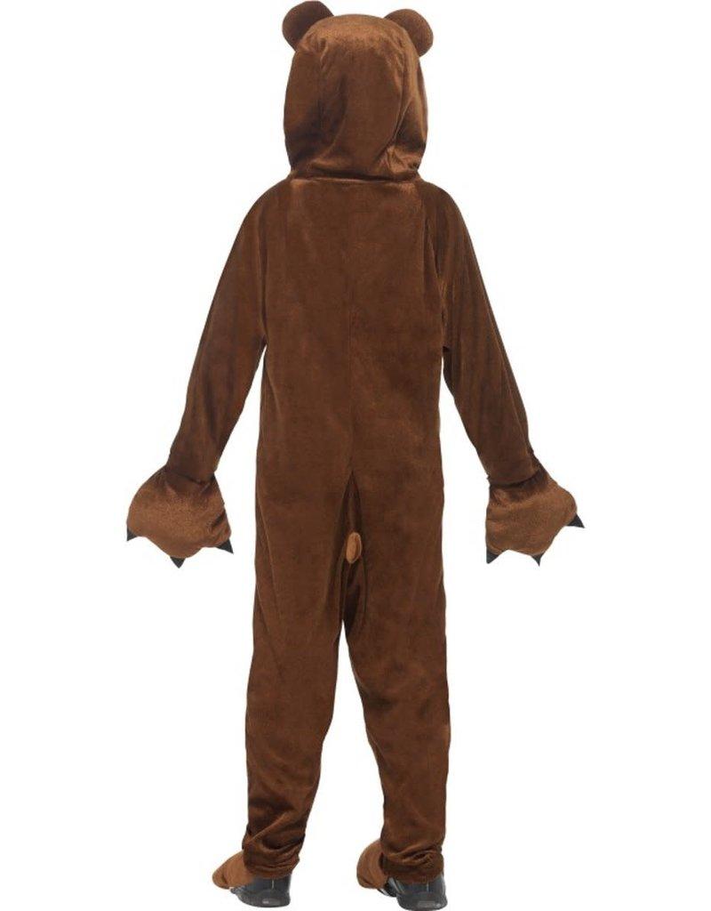 Smiffys Bear Costume L(10-12 jaar)