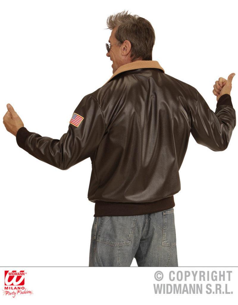 Widmann Aviator jacket vliegeniers jas Top Gun XL