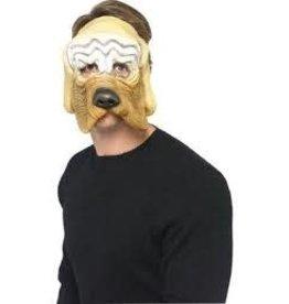 Smiffys Hond halfmasker rubber
