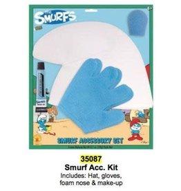 Smurfen set