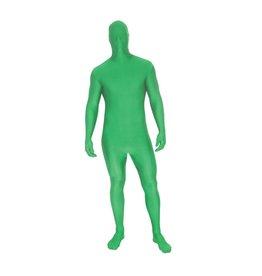 funny fashion/espa SuitsU 2nd skin Green M