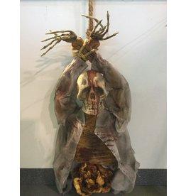 Carnival toys Hangend skelet