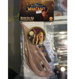 Wow Blood elf ear-kit