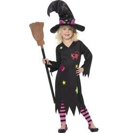 Cinder Witch Costume heks