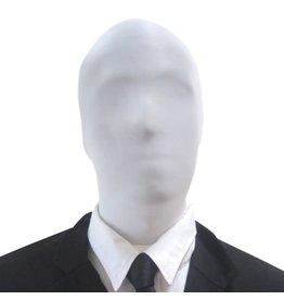 Morphsuits Morphmask White masker wit