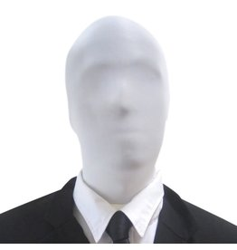Morphsuits Morphsuits Morphmask White masker wit