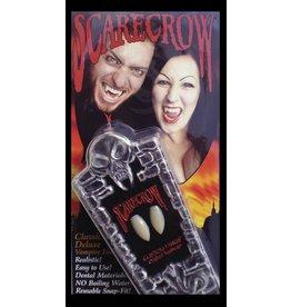 scarecrow classic deluxe vampire fangs