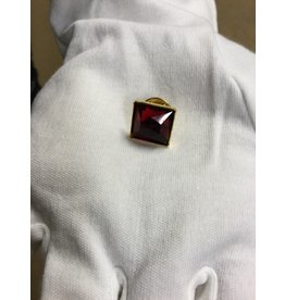 Sierpin rode steen vierkant