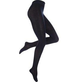 Collant kousenbroek zwart XL