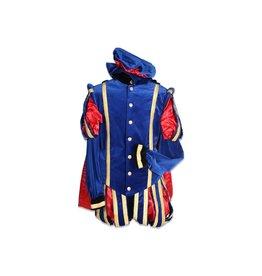 Pietenpak fluweel met cape