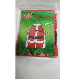 Kerstman schort
