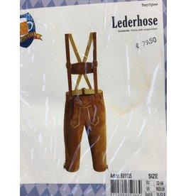 Funny Fashion Lederhosen 52-54
