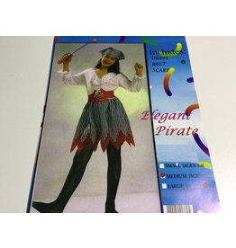 ABC-karnaval Elegant Pirate