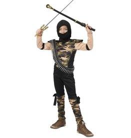Funny Fashion Army Ninja