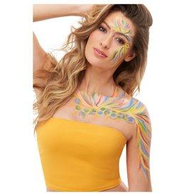 rainbow festival schmink kit