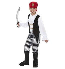 kostuum piraat S