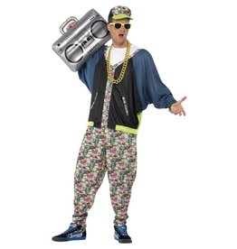 80s hip hop costume One Size