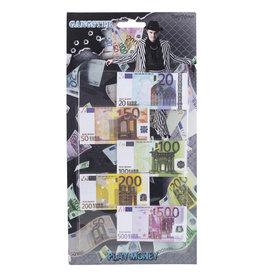 Funny Fashion speelgeld euro