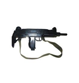 commando machinegeweer metaal 48 cm