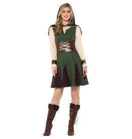 Robin Hood lady L