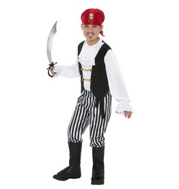 kostuum piraat L