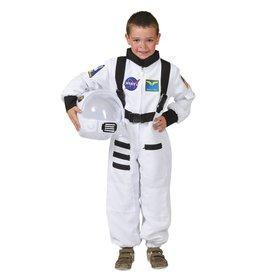Funny Fashion kostuum astronaut m 128
