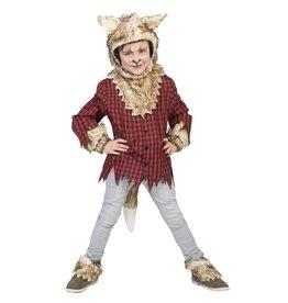 Funny Fashion Weerwolf jongen m 164