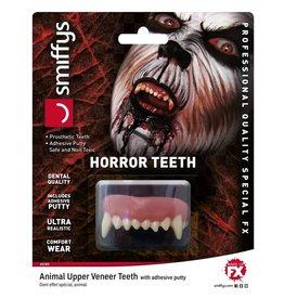horror teeth animal