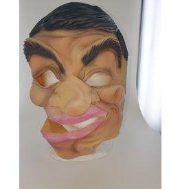 Masker man rubber