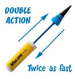 Funny Fashion ballonpomp handmatig double action