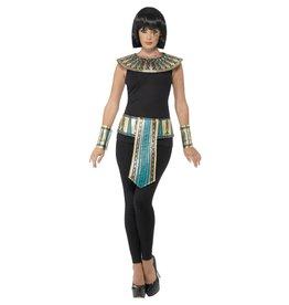 Egyptian Kit Egyptische kraag, ceintuur en armbanden