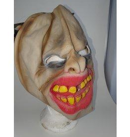 Masker horror pompoen