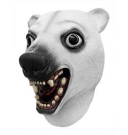 latex masker ijsbeer deluxe