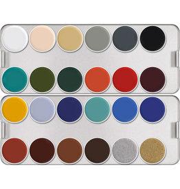 Supracolor 24 kleuren palet K