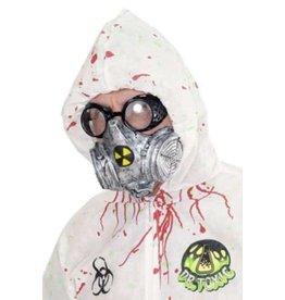 latex half gasmasker