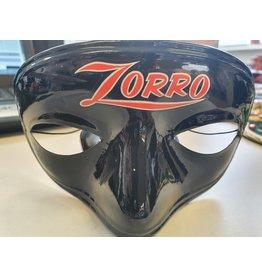 Zorro masker plastiek kind