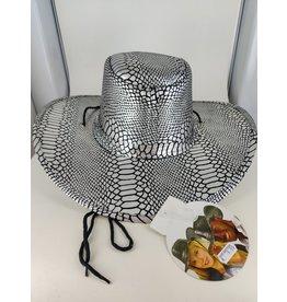 Cowboyhoed zilver snake